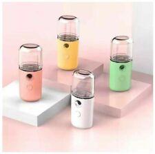 Nano Sanitizer Sprayer | Face Moisturizing Mist Spray Machine USB