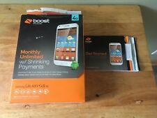 Galaxy S2 4G Phone Boost Mobile
