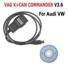 Nuevo V3.6 VAG K+CAN COMMANDER Fit For Seat Audi VW Skoda