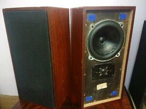Vintage B&W D5 Bowers and Wilkins Bookshelf Speakers Audiophile England