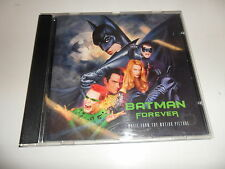 Cd  Various  – Batman Forever (Original Music From The Motion Picture)