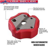US Handgun Non-Slip Block Assembling Tool For Universal Gun Gunsmithing Pistol