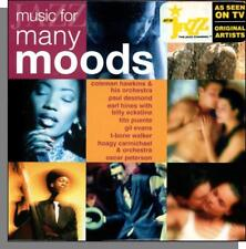 Music For Many Moods - New 8 Song BMG Jazz Sampler! Earl Hines, Gil Evans, etc