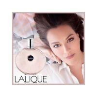 Satine Lalique for women Eau de Parfum 50ml EDP NUOVO OVP