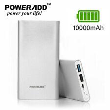 10000mAh Mobile Power Bank Handy Tablets Tragbares Dual USB Ladegerät DE
