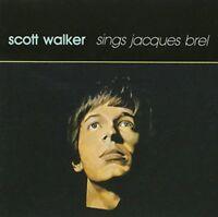 Scott Walker - Scott Walker Sings Jacques Brel [CD]