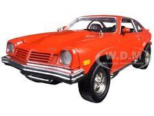 1974 CHEVROLET VEGA ORANGE 1:24 DIECAST MODEL CAR BY MOTORMAX 73311