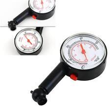 Car Vehicle Motorcycle Bicycle Dial Tire Gauge Meter Pressure Tyre Measure JS