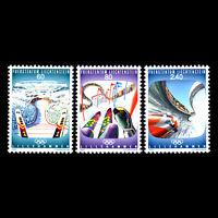 Liechtenstein 1993 - Olympic Games - Lillehammer 1994, Norway - Sc 1016/8 MNH