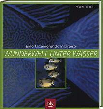 Wunderwelt unter Wasser; Eine faszinierende Bildreise durch die Unterwasserwelt
