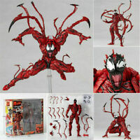 "6"" Kaiyodo Revoltech Amazing Yamaguchi Carnage Action Figure Toy New in Box"