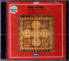 Hans zender: Lo-shu I-III & vii musique usine CPO CD Helen Bledsoe Flute Flûte NEUF