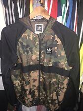 Adidas Camo Jacket Xs- As Worn By Liam Gallagher