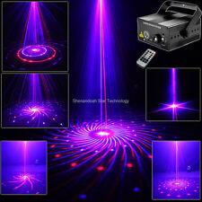 Mini R&B 12 Patterns Laser Blue LED Club Party Bar DJ Xmas Bar Dance Stage Light