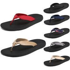 Women's Arch Support Flip Flops Summer Beach Thong Sandals Shoe Size 5-11 US