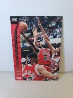 1993 Upper Deck Michael Jordan Wilt Chamberlain 7th Strsight Scoring Titles #SP3