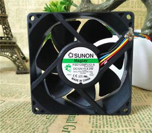 SUNON PSD1209PLV2-A 9032 12V 4.2W 4-wire PWM temperature control server fan