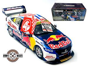 1:18 2020 Bathurst Winner -- Shane Van Gisbergen/Garth Tander -- Red Bull Holden