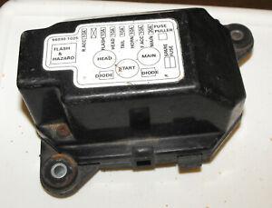 1984-85 Kawasaki ZN1100B 1100 LTD Electrics Case, Relays Fuses, pn#59416-1056