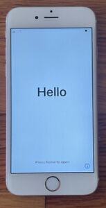 Apple iPhone Rose Gold 64 GB Sprint / T-Mobile