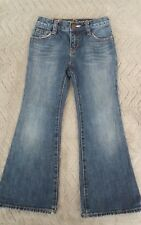 Designer Girls Light Blue Denim Jeans (5 Years) - By Gap