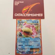 Slowbro EX 26/108 XY Evolutions (Half Art)