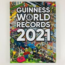 Guinness Book of World Records 2021 - Hardcover, Illustrated