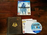 Rise Of The Tomb Raider Celebrazione 20 Anni Digibook Ps4 Perfetta Ediz Italiana