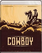 Cowboy Blu-Ray - TWILIGHT TIME - Limited Edition Glenn Ford - BRAND NEW