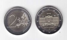 GERMANY - NEW ISSUE BIMETAL 2 EURO UNC COIN 2019 YEAR BUNDESRAT