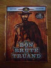Collector 2 DVD * Le BON La BRUTE et le TRUAND * SERGIO LEONEClint Eastwood WES