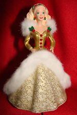 Hallmark Happy Holidays Barbie Stocking Hanger 1995