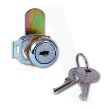 Autopa Parking Post Replacement 20mm Camlock Keyed Alike Supplied with 2 Keys
