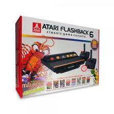 Consolas de videojuegos negro mate