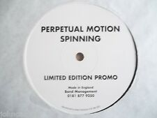 "PERPETUAL MOTION - SPINNING 12"" RECORD / VINYL - CROSSTRAX - PERPETUAL 002"