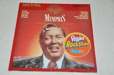 VA Sampler - Memphis - Rock 'n' Roll -Haley Presley -Album Vinyl Schallplatte LP