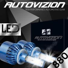 AUTOVIZION LED Foglight kit 880 White for 2002-2006 Chevrolet Trailblazer EXT