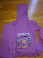 EUC Butter Super Soft Purple Hoodie Pants Dance Set Sweatshirt & Pants Large