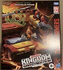 Transformers Kingdom Rodimus Prime Commander WFC-K29 War for Cybertron New!