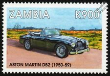 1950-1959 ASTON MARTIN DB2 Classic Sports Car Stamp