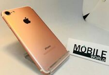 Apple iPhone 7 - 32GB - Rose Gold (Unlocked) A1660 (CDMA + GSM) Good Condition