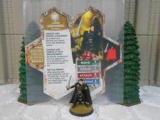 Heroscape Custom Lord Drakkmire Double Sided Card & Figure w/ Sleeve Valkrill