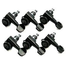 Planet Waves Pwat-6r2 Auto Trim Locking Tuners/machine Heads 6inline Black