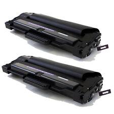 2 PK TONER CARTRIDGE FOR SAMSUNG MLT-D105L SCX-4600 SCX-4623F SCX-4623FW SF-650