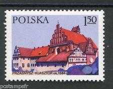 POLOGNE 1977, timbre 2362, MONUMENTS, ARCHITECTURE, CLOITRE du XVI SIECL, neuf**