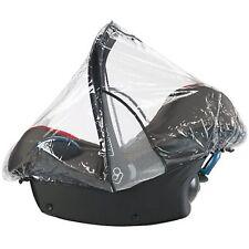NEW UINVERSAL CHICCO NUNU AUTO FIX CAR SEAT RAINCOVER BABY WIND RAIN COVER ALL