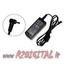 ALIMENTATORE ASUS 40W 19V SPINOTTO PICCOLO NETBOOK EPC E PC 1201H 1001 1005 1008