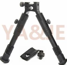 6.5'-7.5' Weaver Picatinny QR Bipod Stud Rifle Folding Shooting Bipod