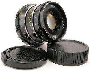 ⭐NEW⭐ INDUSTAR-61 L/D 55mm f/2.8 Lens Micro M 4/3 MFT Mount Olympus OM-D Lumix