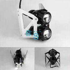 Twin Headlight Sachs MadAss 50 125 500 KIKASS LAMPS STREETFIGHTER PROJECTOR EV